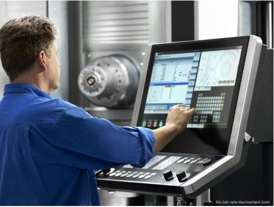 Die Digitalisierung der Fabrikebene