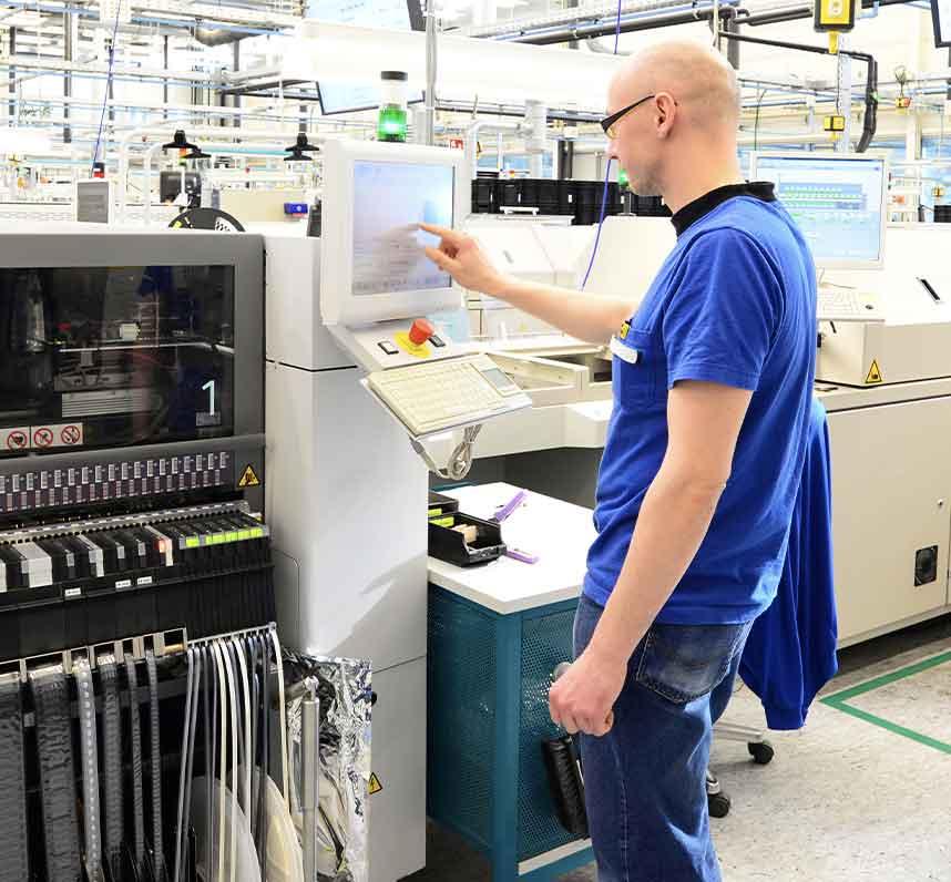 MES Maschinendatenerfassung IGH Infotec AG